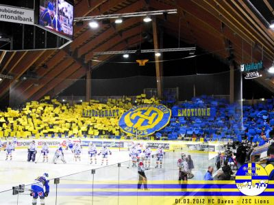 01.03.2012  HC Davos - ZSC