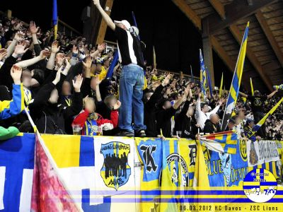 06.03.2012  HC Davos - ZSC